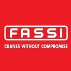 Logo FASSI - hydraulické jeřáby bez kompromisů